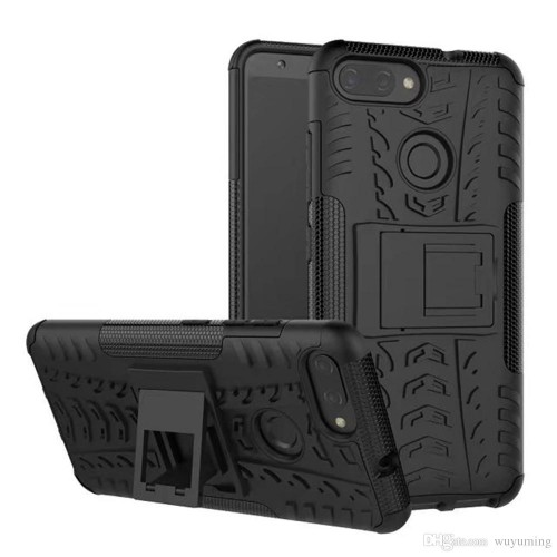 Case Asus Zenfone 4 Max Plus ZB570TL - Rugged Armor Stand / Hybrid / Dazzle Cover