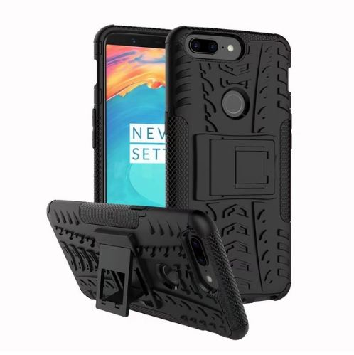 Case Motorola OnePlus 5T - Rugged Armor Stand / Hybrid / Dazzle Cover