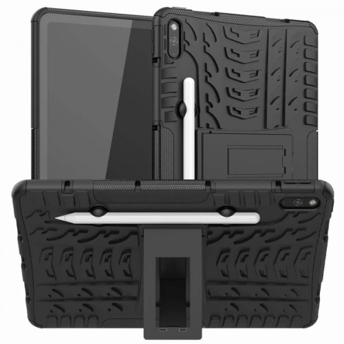 Dazzle Huawei Tab Matepad 10.4 Inch Rugged Case Defender Stand Armor / Hybrid Cover / Shockproof Case Aman Tahan Banting