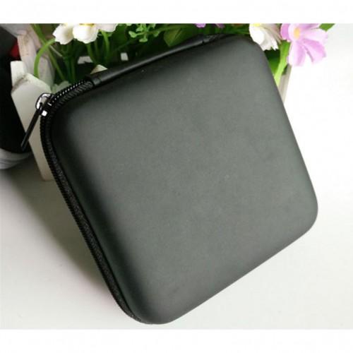 EVA Kotak Penyimpanan Earphone Aksesoris Gadget - VBG-E01 - Black