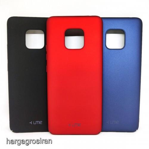 Eco Ume Huawei Mate 20 Pro - Hardcase / Back Full Cover / Baby Skin Kondom / Anti Baret