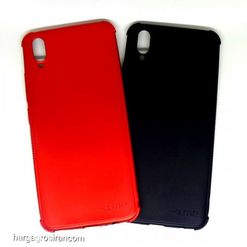 Emerald Vivo V11 Pro - Soft Metalic / Back Case / Cover / Silikon UME