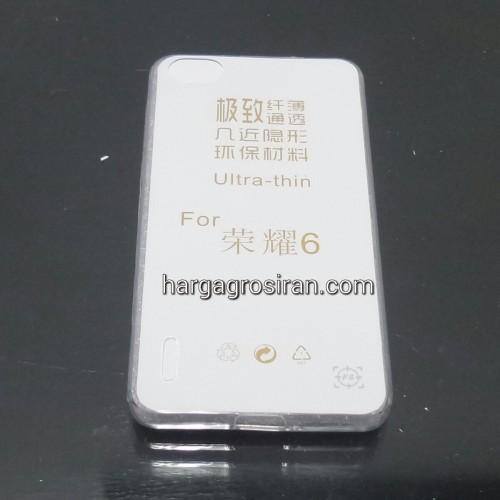 FS SoftShell Ultra thin Huawei Honor 6 - Kualitas tidak jamuran