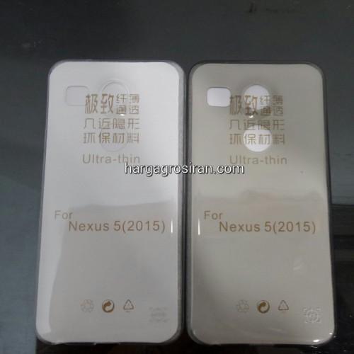 FS Softshell Ultra thin TPU LG Nexus 5X 2015 - Kualitas tidak jamuran