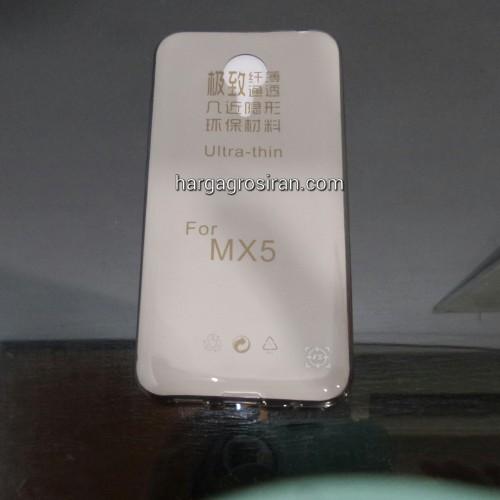 FS Softshell Ultra thin TPU Meizu MX5 - Kualitas tidak jamuran