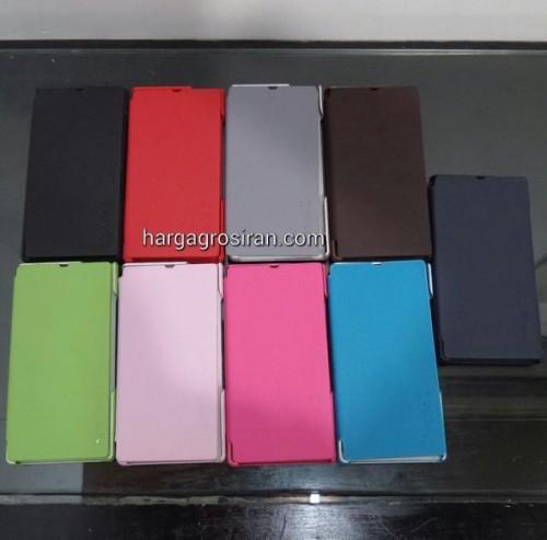 Flip Cover / Case / Sarung Sony Xperia Z / L36H