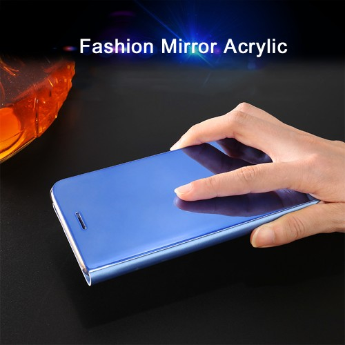 Flip Cover Xiaomi Note 6 Pro Full View Stand / Clear Cover Stand