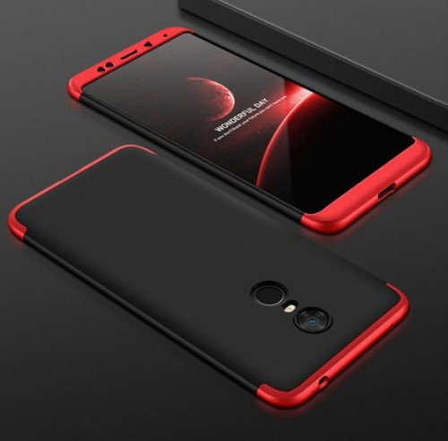 Xiaomi Redmi 5 Plus - Case GKK 360 Full Protective / Hardcase Full Case - Pelindung Full Body