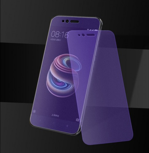 Tempered Glass Xiaomi Redmi 5A /4A/3S Anti Blue / Anti Radiasi  / Anti Gores Kaca