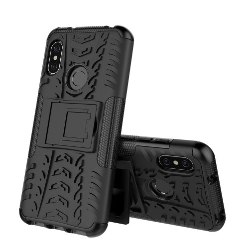 Xiaomi Redmi Note 6 Pro - Rugged Armor Stand / Hybrid / Dazzle Cover / Shockproof