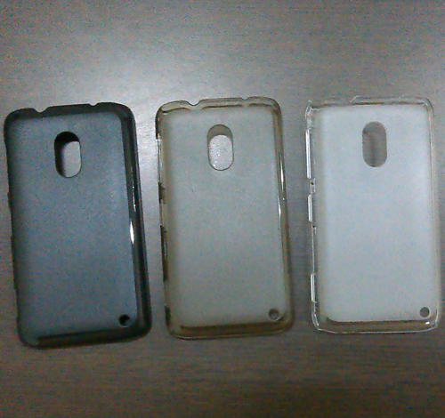 HardCase UltraThin Nokia n620 - 0.05mm