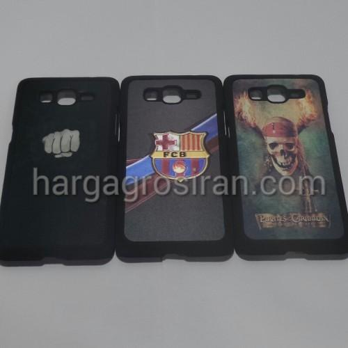 Hardcase 3D Samsung Galaxy Grand Prime G530 / Motif 3 Dimensi / Cover / Case Lentur