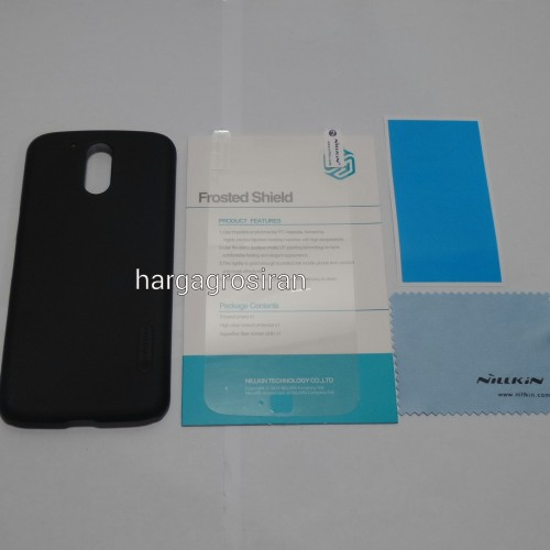 Hardcase Nillkin Super Frosted Shield Motorola Moto G4 Plus