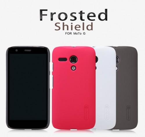 Hardcase Nillkin Super Frosted Shield Motorola Moto G