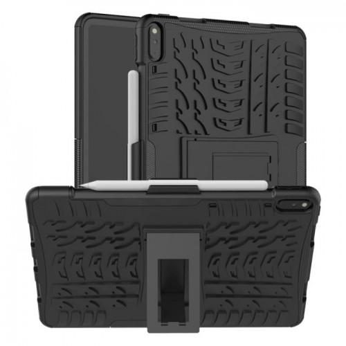 Huawei Tab Matepad Pro 10.8 Inch Rugged Case Defender Stand Armor / Hybrid / Dazzle Cover / Shockproof Case Aman Tahan Banting