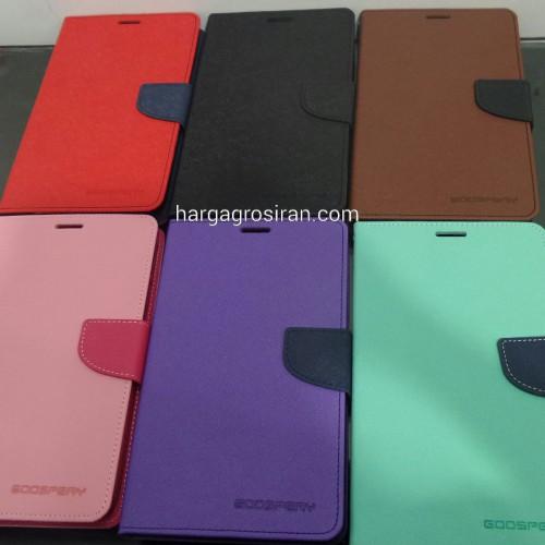 Sarung Mercury Samsung Tab 3 - 8 inch - T3110 - Fancy Diary Tablet