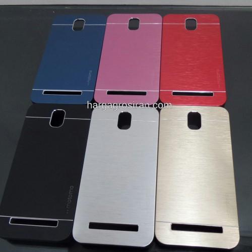 Hardcase Lentur Aluminium Motomo  Zenfone C