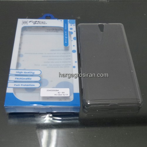 Hardcase Bening FS Sony Xperia C5 Ultra / Warna Transparan / Clear / Back Cover