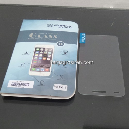 Tempered Glass FS Asus Padfone S / Anti Gores Kaca