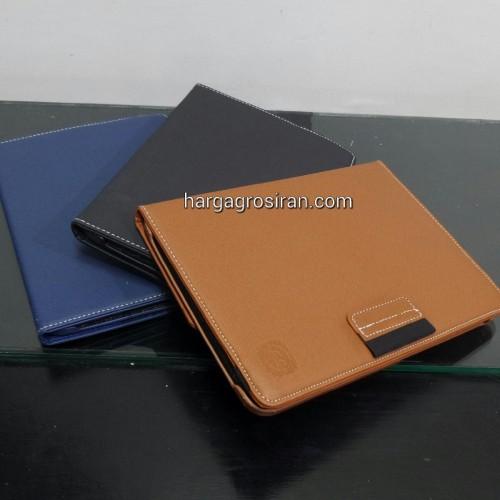 Sarung Rotary FS Samsung Galaxy Tab 3 10.1 P5200 - Muter 360 derajat - Jeans