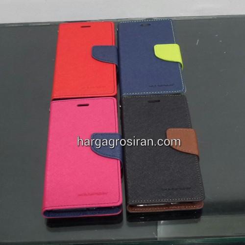 Sarung Mercury Fancy Diary Xiaomi RedMi 2