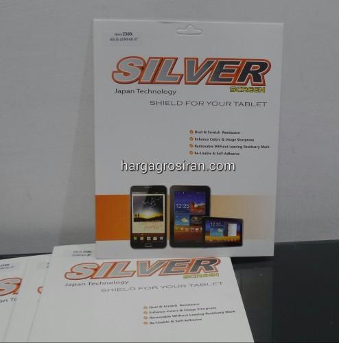 Anti Gores Silver Clear / Glare Asus Zenpad 8 - Z380