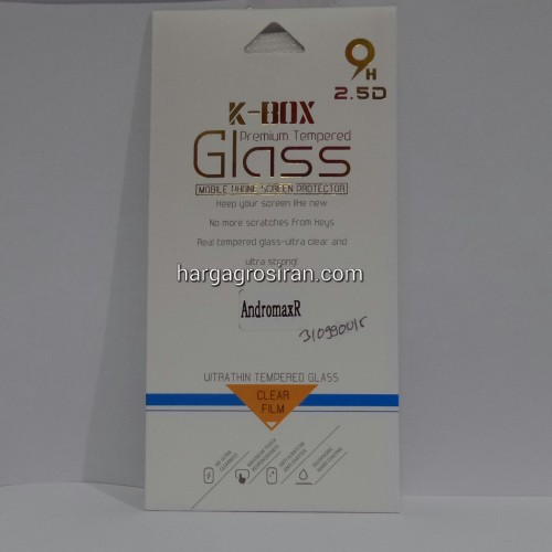 Anti Gores Kaca / Tempered Glass Andromax R - STNEW