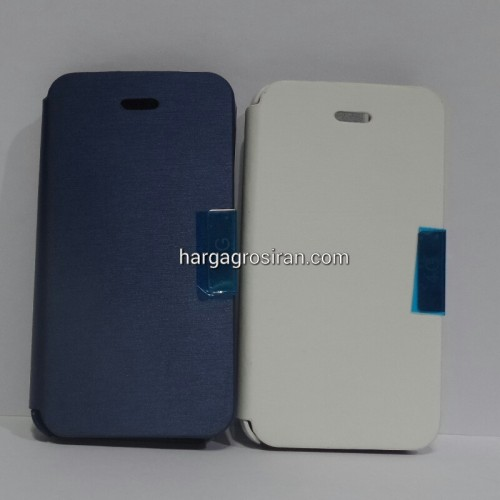 Flip Cover Iphone 4 / Iphone 4s - Polos Non View - SSDIS