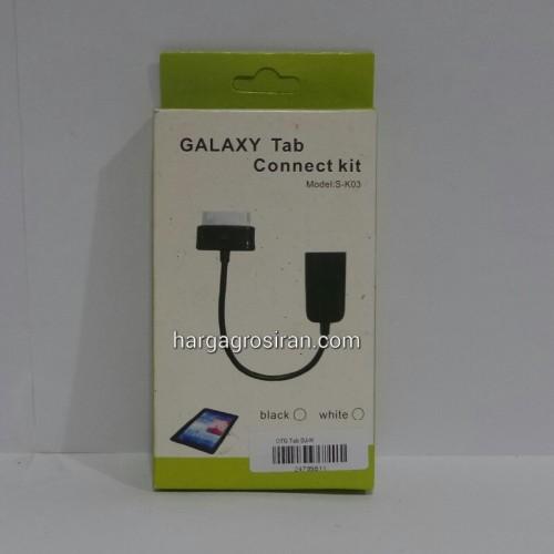 OTG Samsung Tab - Baca FlashDisk