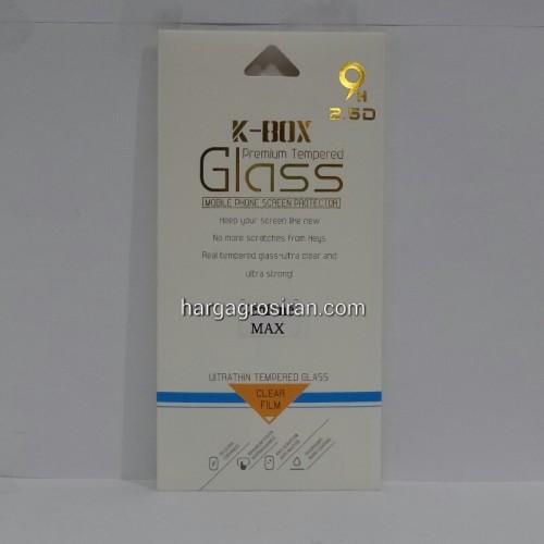 Anti Gores Kaca / Tempered Glass STD  Asus Zenfone Max - TIDAK ADA GARANSI PECAH