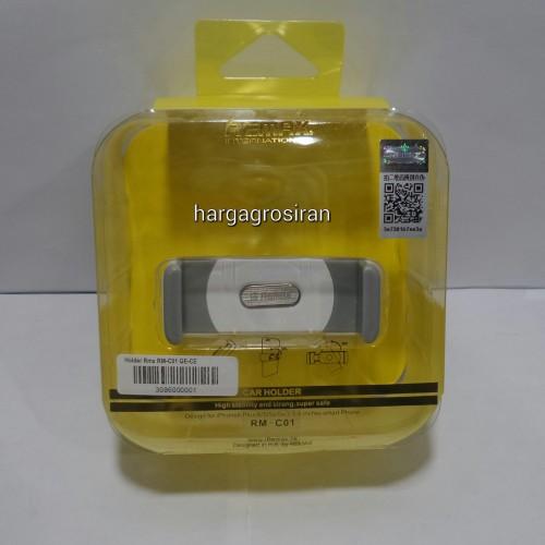 Car Holder Remax RM-C01/ Holder di AC Mobil / Car Mount dengan Model Seperti Capdase