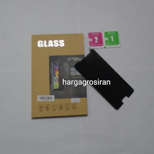 Tempered Glass FS SPY Samsung Galaxy J7  Prime / Anti Gores Kaca Private TIDAK ADA GARANSI PECAH
