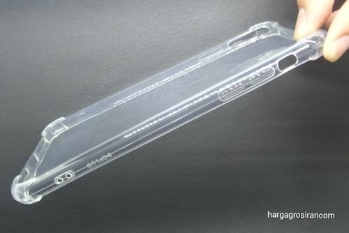 Iphone XS -  Anti Crack Softshell Bening - Silikon ShockProff / Anti Shock Case