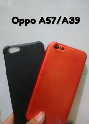 PCG-002 Promo Cuci Gudang   OPPO A57/A39 / silikon / Harcase / softcase Beli 1 Free Banyak items PASTI UNTUNG