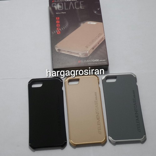 Solace Element Case Iphone 7G - Bahan Aluminium