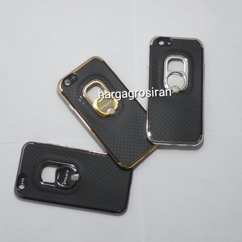 Ipaky + Ring Iphone 6 - Back Case / Cover Softshell
