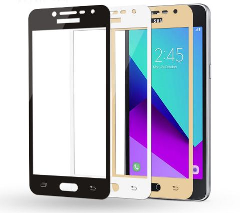 Tempered Glass FS Samsung J3 Pro / Full Screen - Anti Gores Kaca