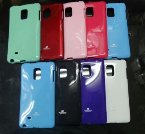 Jelly Case Mercury Samsung Note Edge