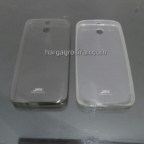Jzzs SoftShell Ultra thin HTC E8 / M8S