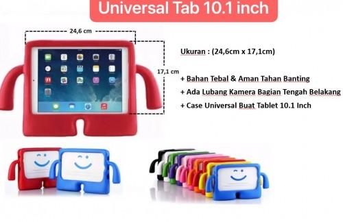 KDC-001 10.1 Inch Samsung Tablet P5100 T530 Case Standing Fun Kids Friendly Case Tahan Banting ShockProof Cocok Untuk Pemakaian Anak
