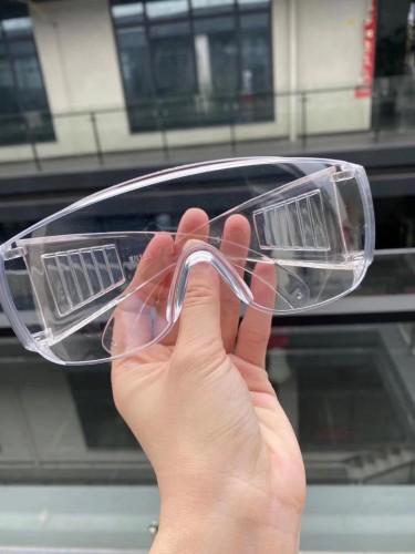KCM-001 Kacamata untuk medis dan non medis mencegah Virus Covid-19 / Kaca Mata Anti corona Untuk Pencegah dari Udara