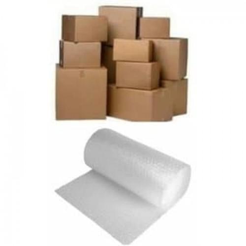 Kardus - Bubble Wrap - Tambahan Kotak Dus Packingan - Kemasan Bubble