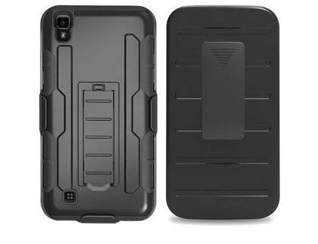 Future Armor LG X Power K450 / LS755 / Defender Belt Clip Model OtterBox Case Out Door - STGRS