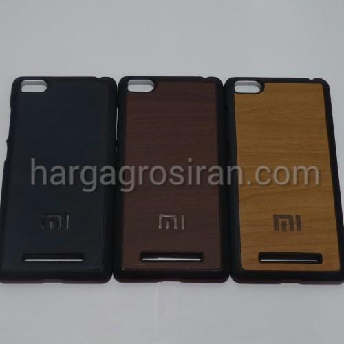 Motif Kayu Xiaomi Mi4i / Mi4s / Hardcase Lentur / Back Case / Cover Wood