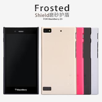 Hardcase Nillkin Super Frosted Shield Blackberry Z3 Jakarta