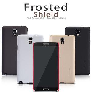 Hardcase Nillkin Super Frosted Shield Samsung Note 3 Neo