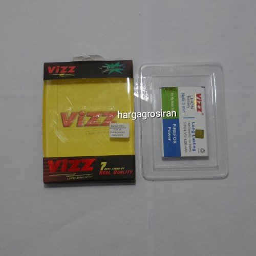 Vizz Samsung Note 3 Neo / Note 3 Mini - Baterai Double Power