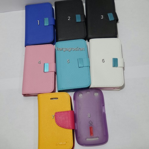 Blackberry Curve 9360 - Sarung / Softshell / Silikon / Cover - Obral Case SSDIS - K1001