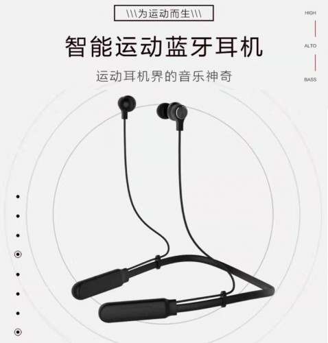 Onda M6 Headset / Handsfree Bluetooth Wireless / Wireless Headset Sport