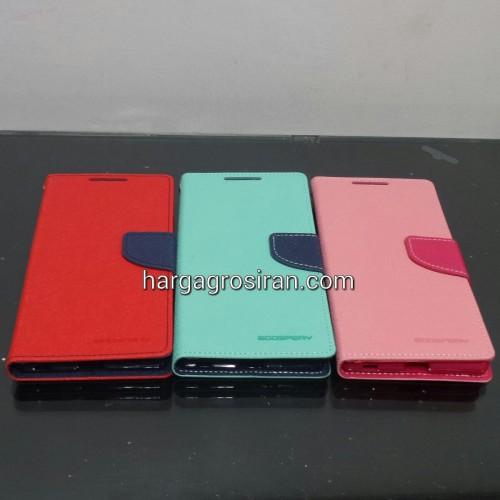 Sarung Mercury Fancy Diary Sony Xperia Z5 Premium